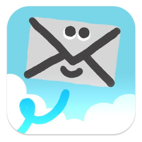 Maily : iPad email App for 4 year olds (& up) | What's New on Shambles.NET | Scoop.it
