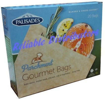 Cheap Best Quality Best Brand Parchment Gourmet Cooking Bag, 20 Bags Per Pack Reviews | cheaphomeappliances | Scoop.it