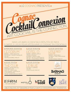 Cognac Cocktail Connexion : Acte IV - Men's Up   VINS ET SPIRITUEUX   Scoop.it