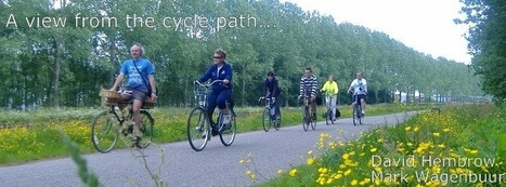A view from the cycle path: How the Dutch got their cycling infrastructure | Transition Culture | Scoop.it