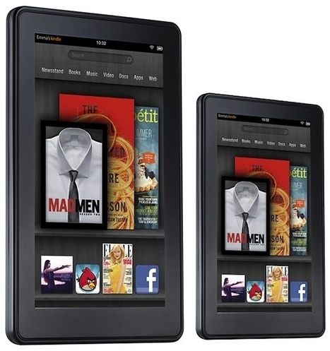 Amazon rumored to launch two 7″ Kindle Fire tablets | Android Technology | Scoop.it