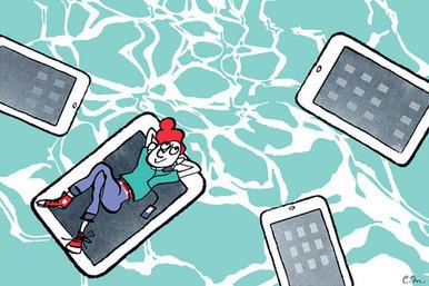 Les jeunes accros à l'info (mais pas aux journaux) | Remue-méninges FLE | Scoop.it