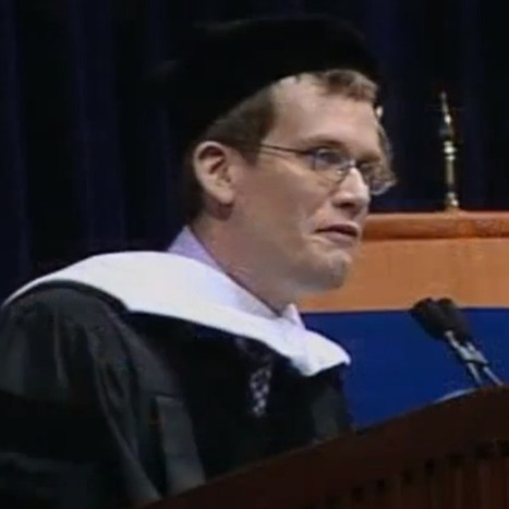 Would You Rather Be A Nobody Or A Jerk To Everybody? This Graduation Speech Makes It Really Obvious. | Life | Scoop.it