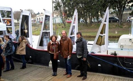 Carcassonne. Des photos du Canal pour sauver le Canal | Histoire Canal du Midi | Scoop.it