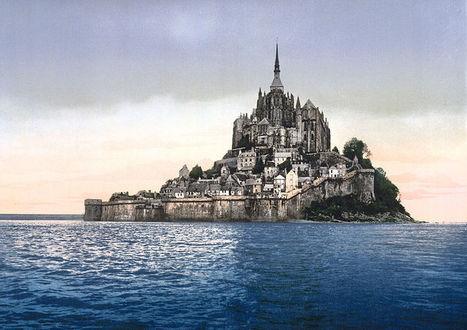 Vue sur le Mont Saint-Michel bouchée = maison démolie | L'observateur du patrimoine | Scoop.it