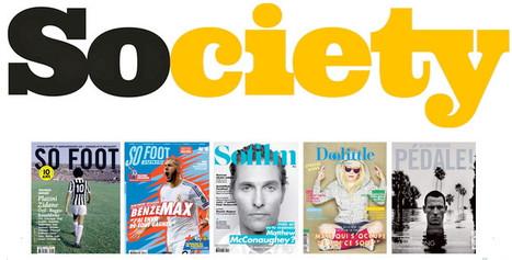 So Press lance le bimensuel Society, en kiosques le 6 mars | DocPresseESJ | Scoop.it