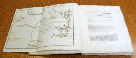 First Fleet account of life in early Sydney now complete « Library blog | Australian Curriculum Geography | Scoop.it