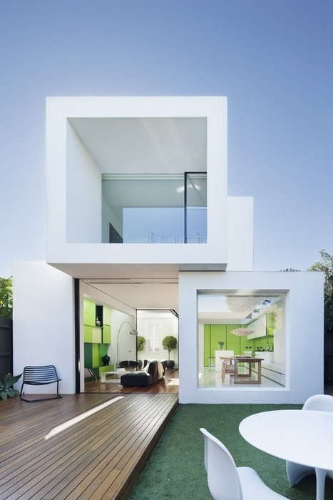 Shakin Stevens House by Matt Gibson Architecture + Design | Home Adore | DREAMBOW | Scoop.it