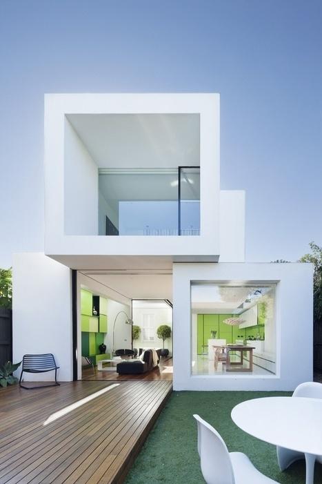 Shakin Stevens House by Matt Gibson Architecture + Design | Home Adore | Architecture and Architectural Jobs | Scoop.it
