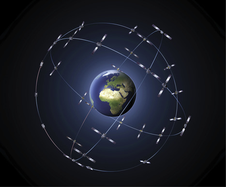 Surveying Sector to benefit from Galileo and EGNOS Satellites | geodesy | Scoop.it