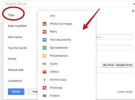 5 Google Drive Search Tips Every Teacher Should Know about ~ Educational Technology and Mobile Learning | Sheila's Edtech | Scoop.it