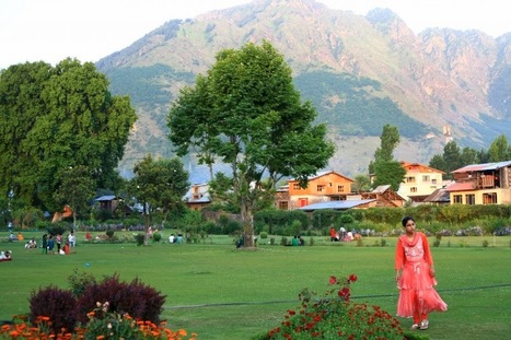 Shalimar Bagh, The Largest As Well As One Of The Most Alluring Mughal Gardens To Be Found In Srinagar | Tourism in Kerala | Scoop.it