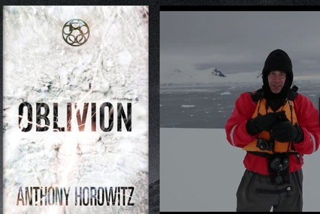 Anthony Horowitz - Oblivion - The Power of Five | Reading on the Web | Scoop.it