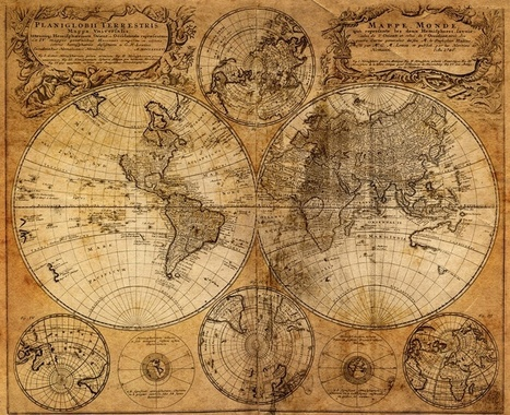 The Mystery of Extraordinarily Accurate Medieval Maps | DiscoverMagazine.com | Cours de culture générale | Scoop.it