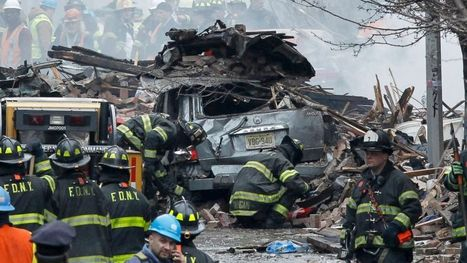 Two Dead, 18 Injured, Several Missing in NYC Building Explosion - ABC News | Reading & Writing | Scoop.it
