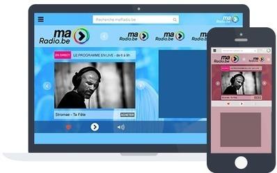 #MaRadio // Un accès gratuit pour les radios indépendantes | Tuner.be | Radio digitale | Scoop.it