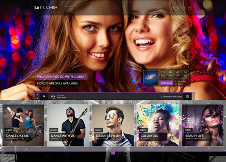 Best Music WordPress Themes for Bands & Musicians 2014 | Best WordPress Themes 2014 | Scoop.it