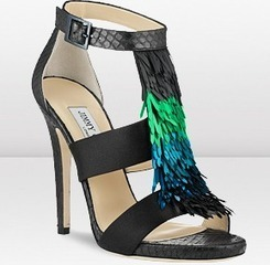 """""""CHOO'S WISELY"""" AUTUMN WINTER by JIMMY CHOO 2013 - THE LOS ANGELES FASHION 