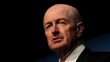 RBA's ability to influence interest rates has diminished, Glenn Stevens concedes during grim economic outlook | Business Studies: BROB | Scoop.it