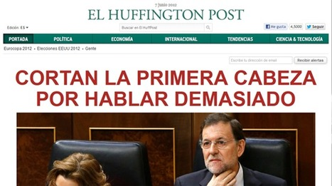 Huffington Post: La revolución del Nuevo Periodismo Digital - Lukor | Periodismo Ciudadano Digital | Scoop.it