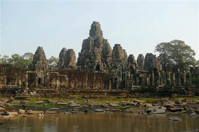 Drought led to demise of ancient city of Angkor | Geography 400 Blog | Scoop.it
