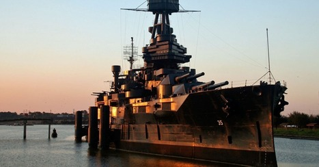 Seawater Could Fuel the Battleships of the Future | Scuba & Underwater News | Scoop.it