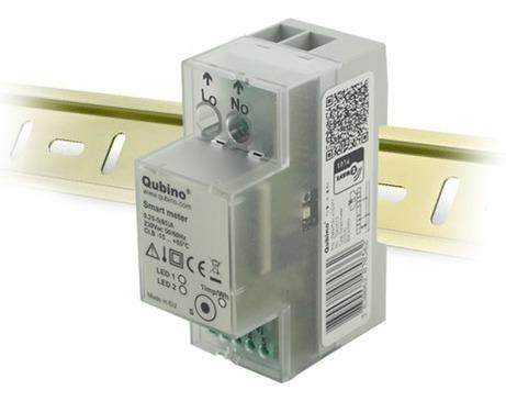 Voilà enfin le Qubino Smart Meter au format Din | Soho et e-House : Vie numérique familiale | Scoop.it