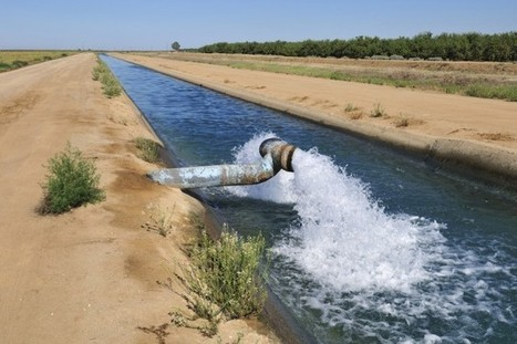 California Has Given Out Rights To Five Times More Water Than It ... - ThinkProgress | Right to water and Sanitation | Scoop.it