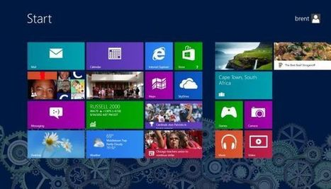 10 things you should know about designing for Windows 8 | Feature | .net magazine | Windows 8 - Design guideline | Scoop.it