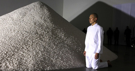 Flavorwire » 10 Contemporary Performance Artists You Should Know | Socialart | Scoop.it
