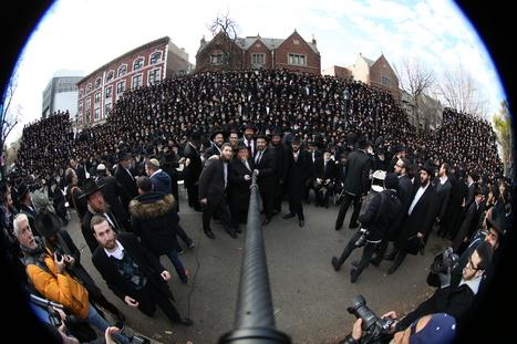 ¡Encierran 2.000 rabinos con una caña! | Tecnología 2015 | Scoop.it