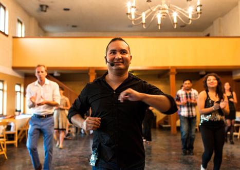 Entre salsa y ritmos tropicales - El Sol de Yaquima | Baile Entretenido | Scoop.it
