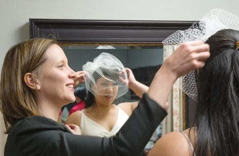 Vancouver charity gala features 'upcycled' wedding dresses - Vancouver Sun   Meet Green & Cheers!   Scoop.it