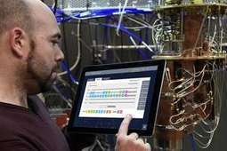 With Moore's Law in doubt, eyes turn to quantum computing | Electronics Manufacturing | Scoop.it