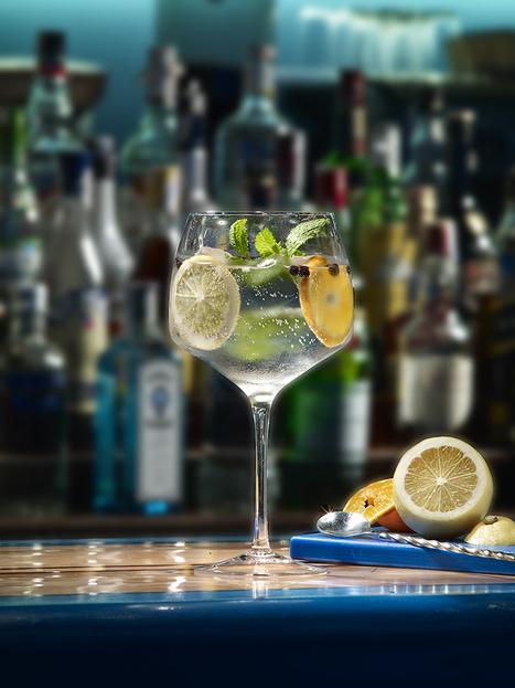 El mejor #gin tonic de #España se sirve en cristal fino de alta resistencia | GinTonics | Scoop.it