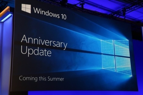 La prochaine version majeure Redstone 2 de Windows 10 arriverait en mars 2017 | web2Partner | Scoop.it