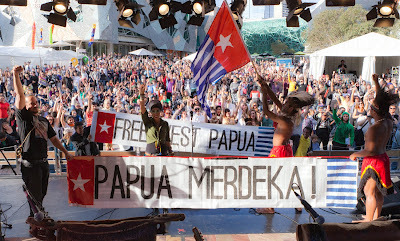 Free the people of West-Papua | Sanchez Indonesia | Scoop.it