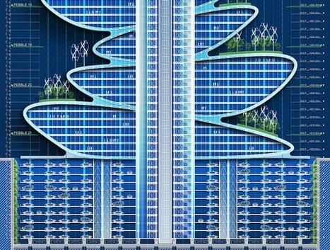Innovative Farmscraper Concept to Benefit China - My Modern Metropolis | Le It e Amo ✪ | Scoop.it
