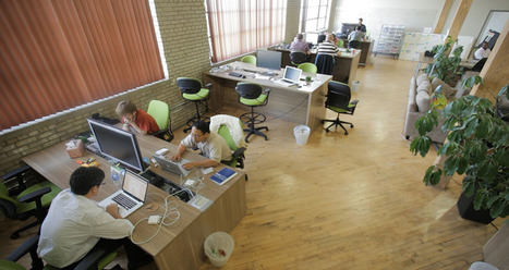 Improve Communication Through Office Design | Office Environments Of The Future | Scoop.it