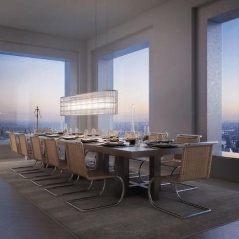 Take a Tour of an $80 Million New York City Penthouse Resting 1396 Feet ... - TheBlaze.com | Kenyon Clarke 's Luxury Likes | Scoop.it