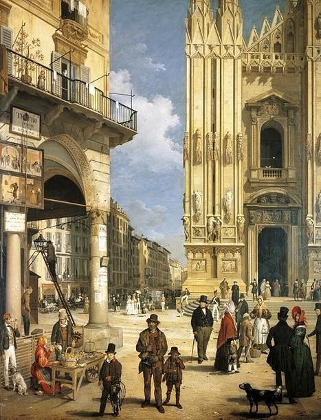 Le Couvert des Figini, par Igino Ugo Tarchetti. | Dormira jamais | Merveilles - Marvels | Scoop.it