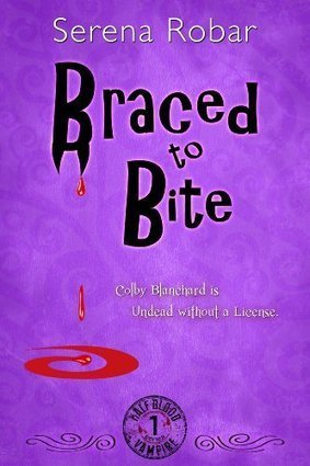 Braced To Bite - A Fun Vampire Tale | Everything Books | Scoop.it