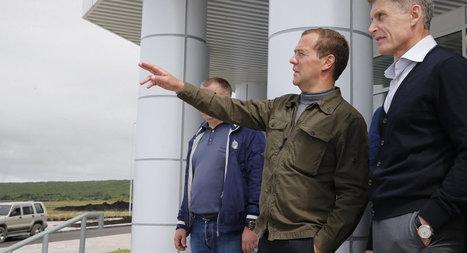 Une portion de la mer d'Okhotsk devient territoire russe / Sputnik France - Actualités - Prises de Position - Radio | Géopoli | Scoop.it