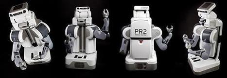 PR2: el robot de código abierto - Ciencia Xataka | Tics Beta | Scoop.it