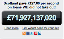 Westminster tricks Scotland out of £127.00 per second | My Scotland | Scoop.it
