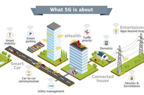Faut-il attendre la 5G ?...La 4G a encore de beaux jours devant elle | Machines Pensantes | Scoop.it