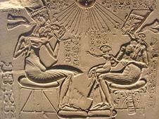 Ancient Egypt Pharaohs: Akhenaten (Amenhotep IV) | Akhenaten | Scoop.it