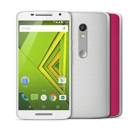 Tout sur le Moto X Play, le Moto X Style et le Moto G (2015) | Freewares | Scoop.it