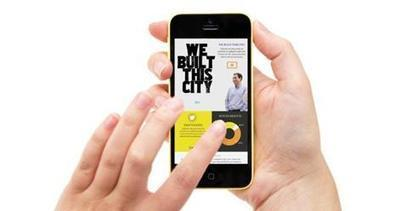 Corporate communications go mobile - Marketing Week   Corporate Communication and new media   Scoop.it