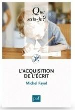 L'acquisition du langage / Michel Fayol – 2013 - Orthophonie@UL   Acquisition de l'écriture   Scoop.it